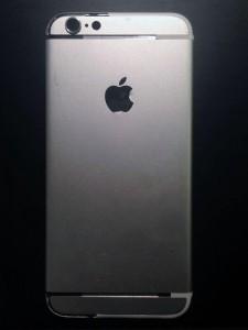 iPhone 6 achterkant zilver