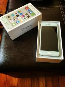 iPhone 6 uitgelekt